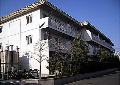 パティオ東菅野コミュニティ2号館 306号室の外観