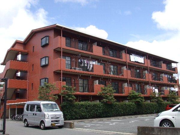 コーナスガーデンA棟外観写真