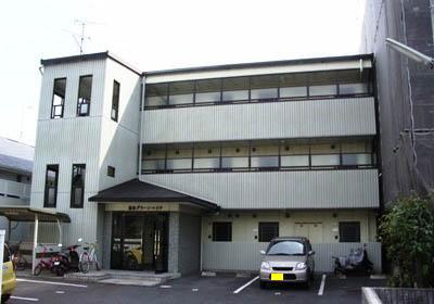 扇田グリーンハイツ外観写真