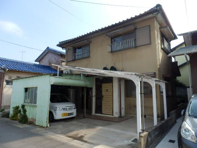 幸田町横落貸家外観写真