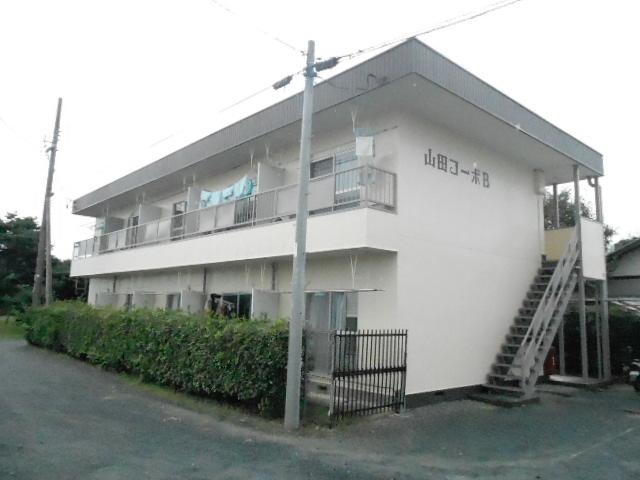 山田コーポB外観写真