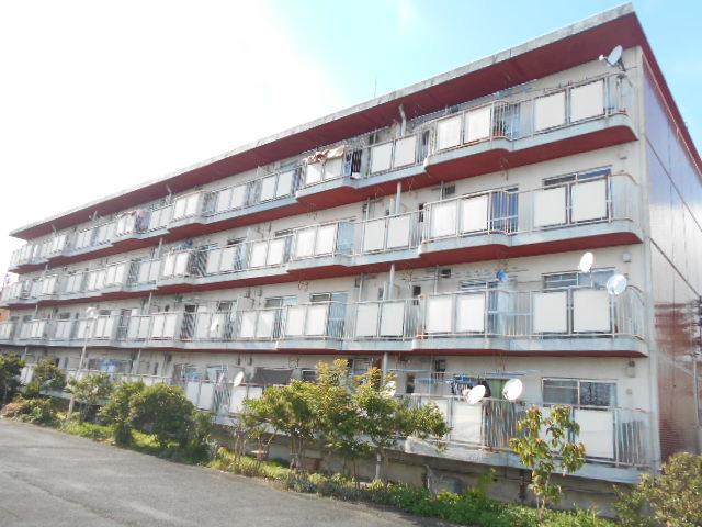 第1舘山寺コーポ 406号室の外観