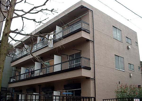 三和マンション2号棟外観写真