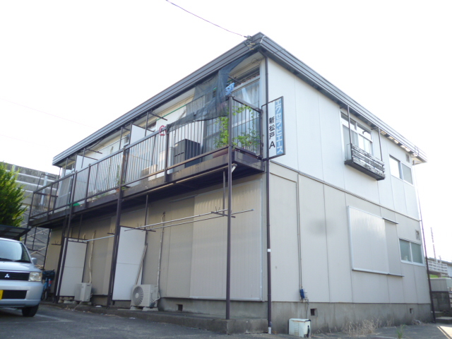 エクセラピエース新松戸A外観写真
