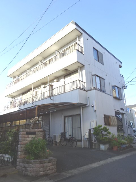 サンライフ松戸外観写真