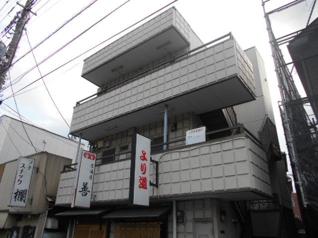 上坂マンション外観写真