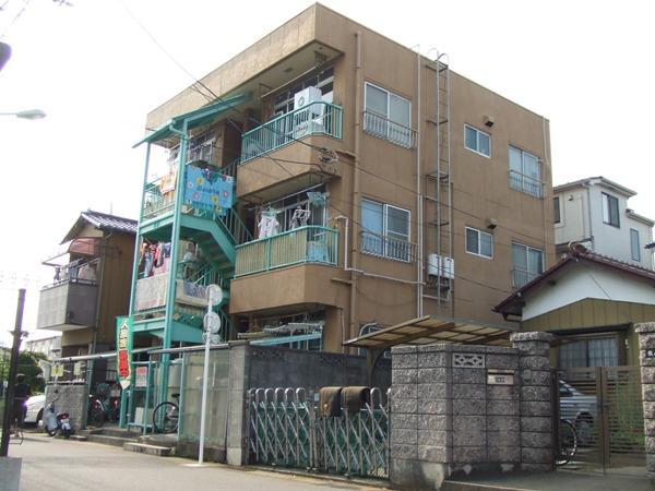 第5池田マンション外観写真