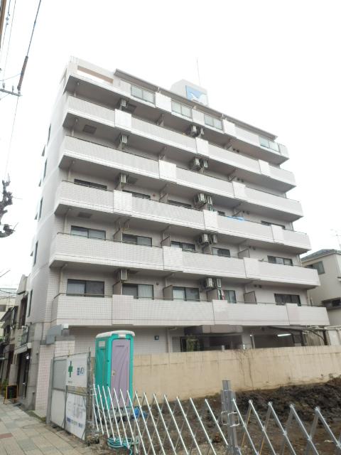 スカイコート西川口第7外観写真