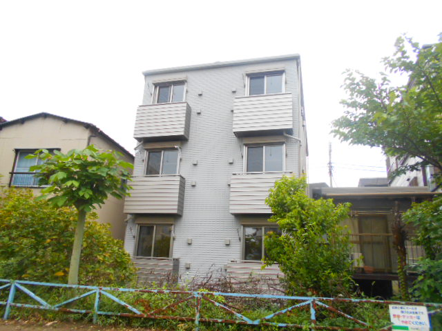 パークハウス川口元郷外観写真