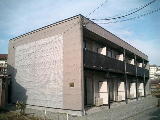 アムール松村外観写真