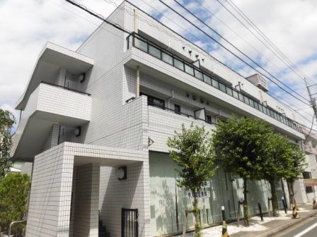 トヨタ東京教育センター別館外観写真