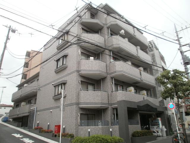 ワコーレ五反田外観写真