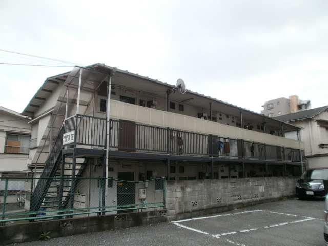第5カントー荘 208号室の外観