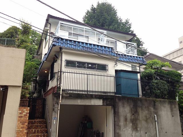 笹野アパート外観写真