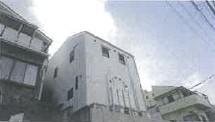 サークルハウスB棟外観写真