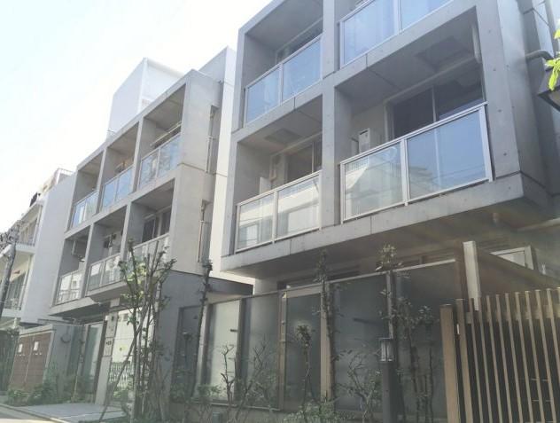 プライムアーバン目黒三田 306号室の外観