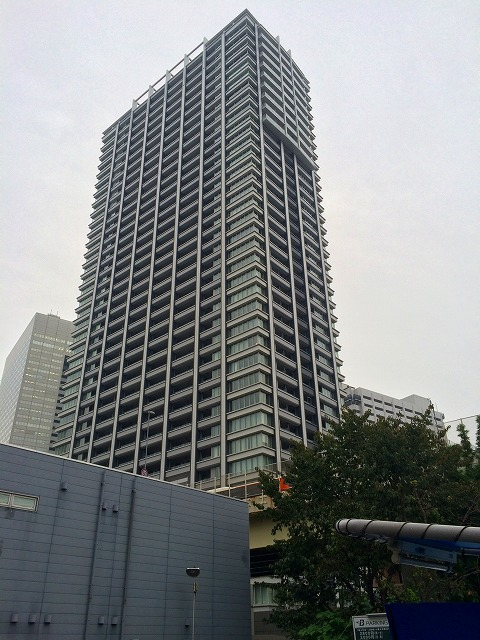 クレストプライムタワー芝外観写真