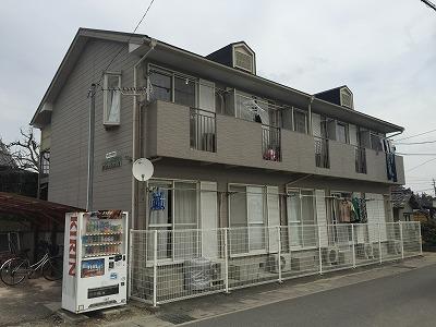 鈴木ワンルームマンションC棟外観写真