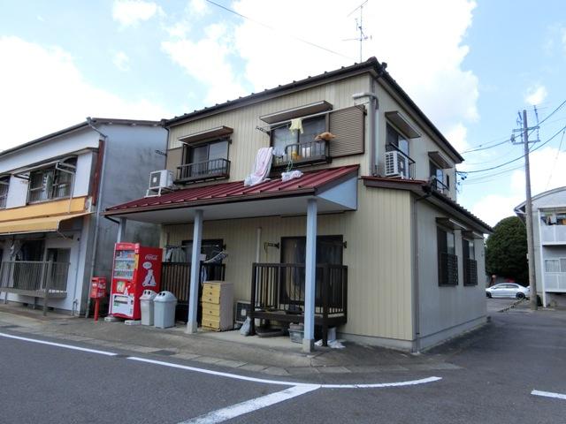富士荘D(北)外観写真