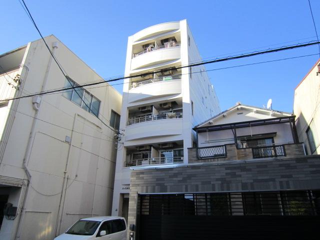 ハイタウン横田外観写真