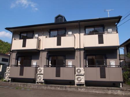 クレール静岡B外観写真