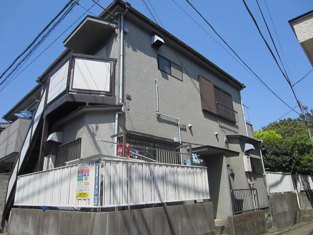 和田コーポ 201号室の外観
