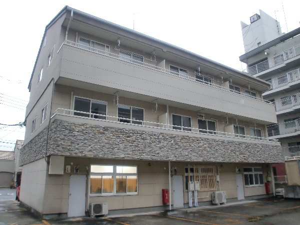 アミューズNAKAHARA A外観写真