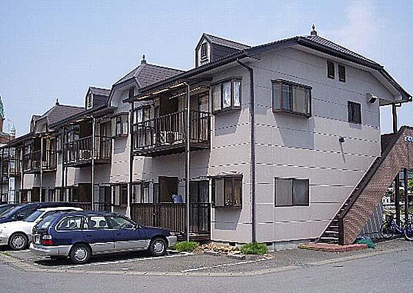 宿郷地神コーポ外観写真