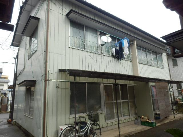 茂呂ハウス6・7・8・10外観写真