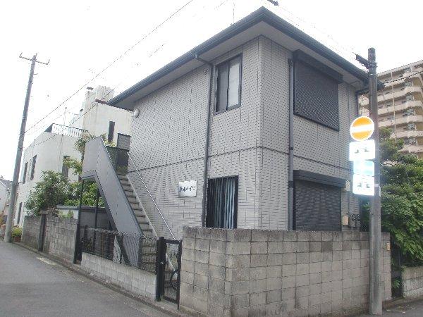 野澤ハイツA外観写真