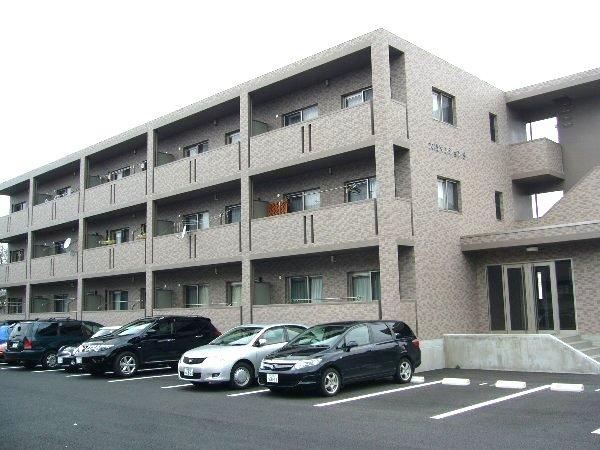 大島マンション6外観写真