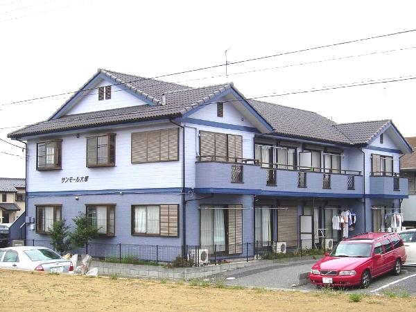 サンモール大塚外観写真