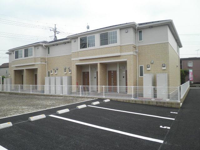 中山マンション参番館外観写真