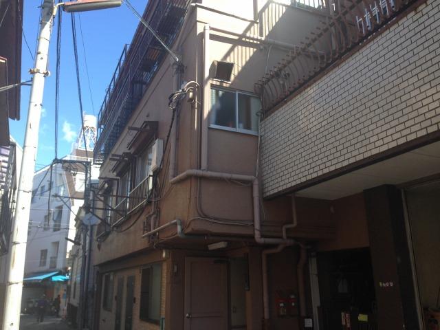 第一千葉荘外観写真
