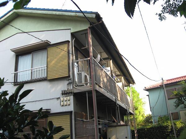 第五大竹荘 102号室の外観