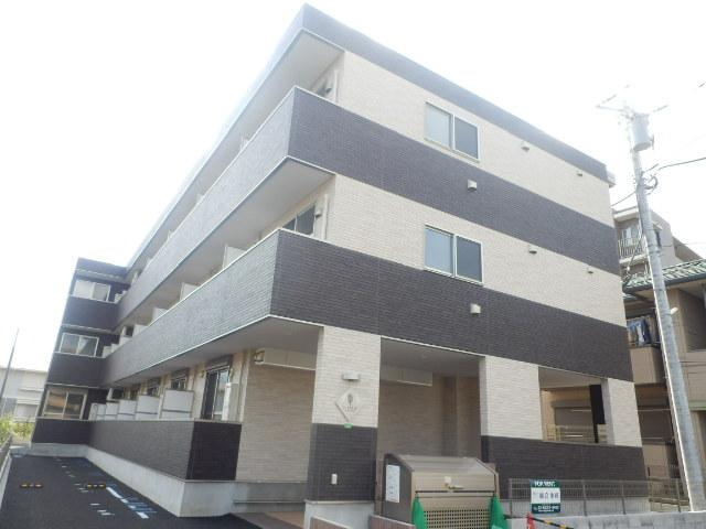サンライズ津田沼Ⅲ 201号室の外観