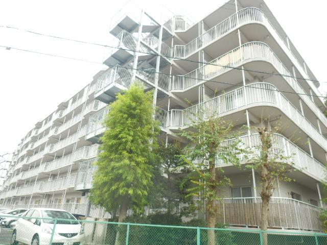 津田沼スカイハイツ 807号室の外観
