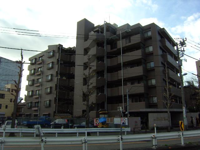 ライオンズマンション武蔵小杉東 303号室の外観