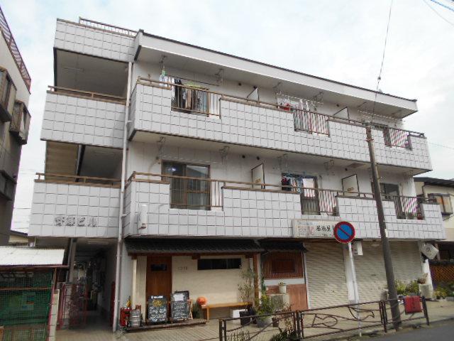 斉藤ビル 203号室の外観
