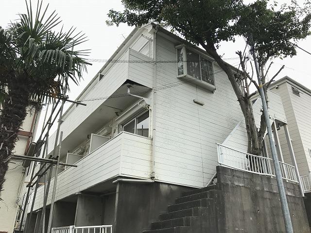 ピュアハウス三ツ沢下町外観写真