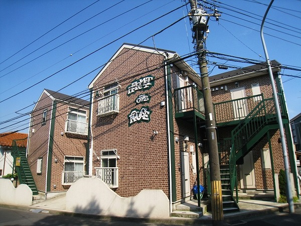 ハーミットクラブハウス岡沢町外観写真