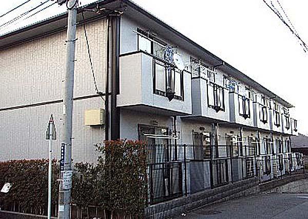 ポートヒルズ横浜外観写真
