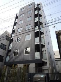 エフパークレジデンス東神奈川外観写真