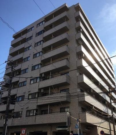 ライオンズプラザ横浜戸部外観写真