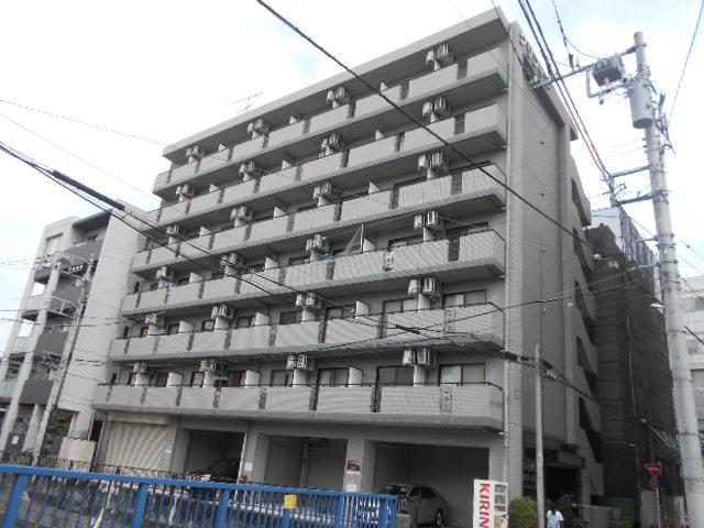 グリフィン横浜・保土ヶ谷駅前外観写真