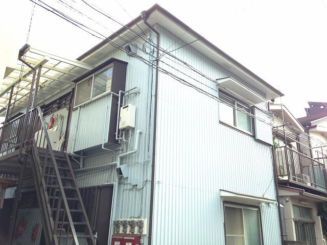 前田荘外観写真