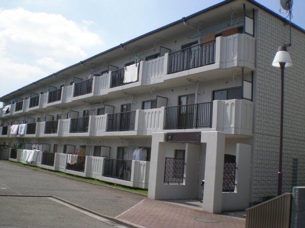 ソルジュ武蔵野A 305号室の外観
