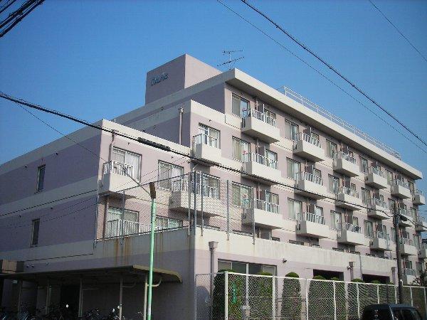 レジデンス藤ヶ丘Ⅱ外観写真