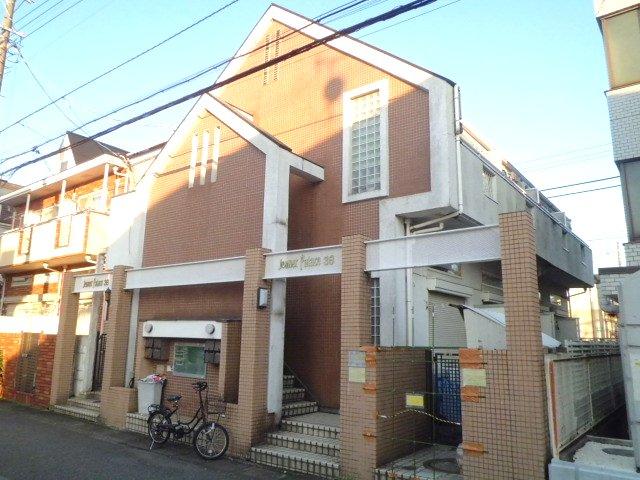 ジュネパレス新松戸第32外観写真
