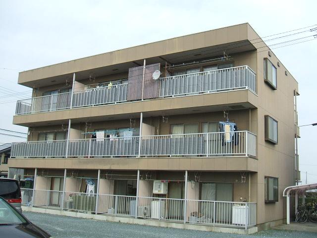 KATO・マンション外観写真
